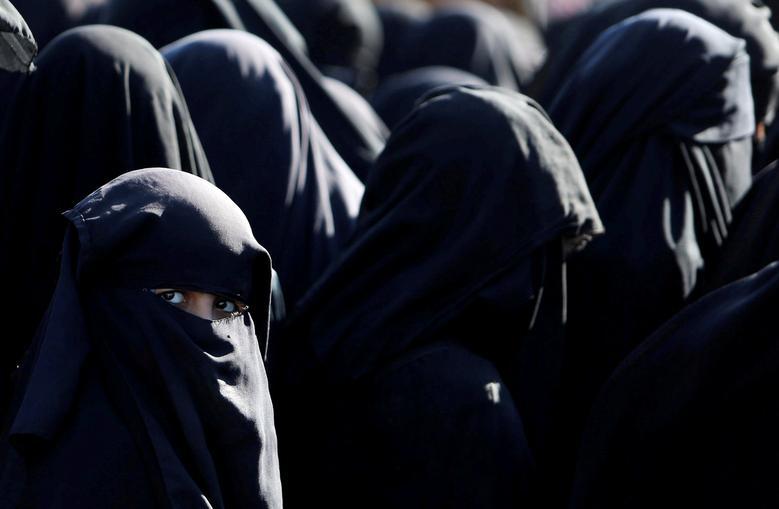 Islamic state women