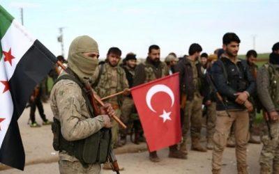 Warum konfrontiert Europa Erdogans Bedrohung für die Sicherheit  von Europa und Nahen Osten nicht?