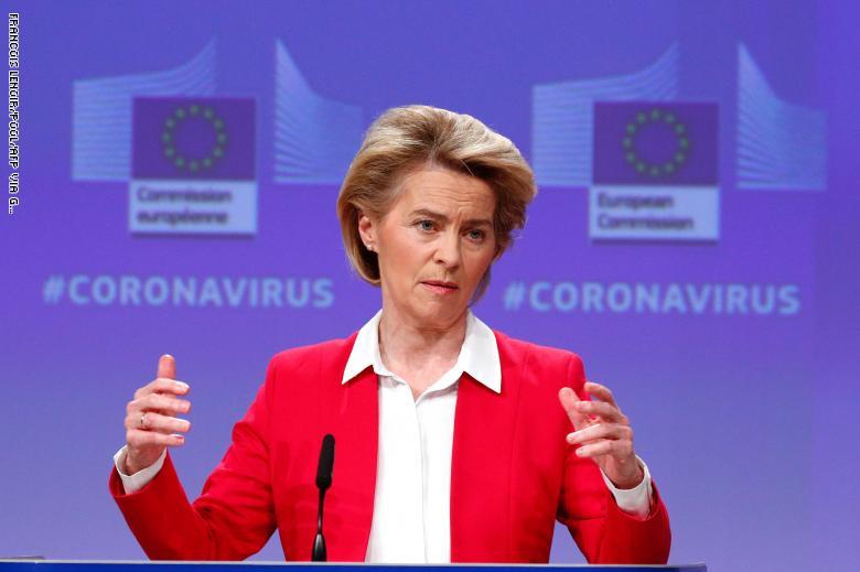 Wie hat sich die Europäische Union die informationellen Verfälscheung bezüglich des Coronavirus konfrontiert?