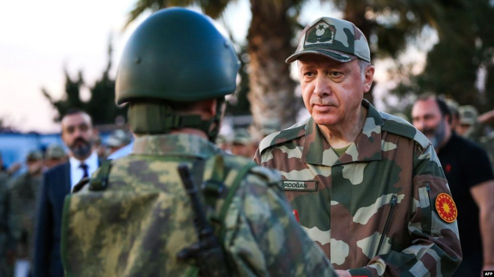 اردوغان في ليبيا