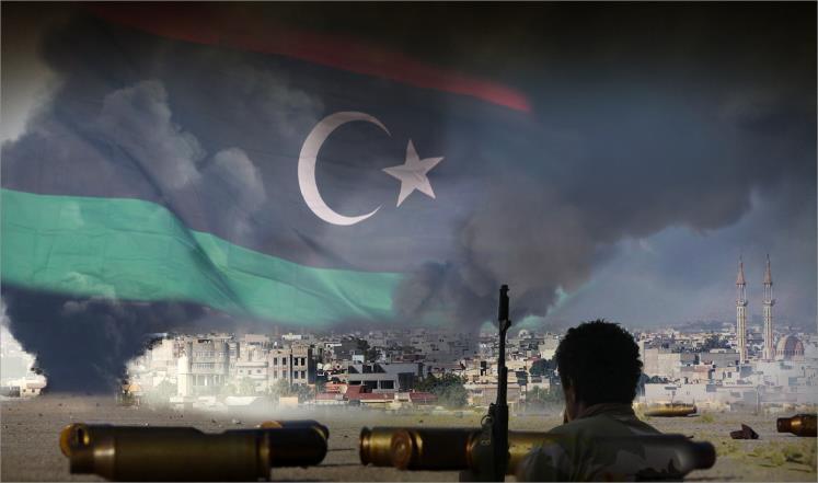 Libyens Sicherheitskrise und die Auswirkungen der europäischen Rolle