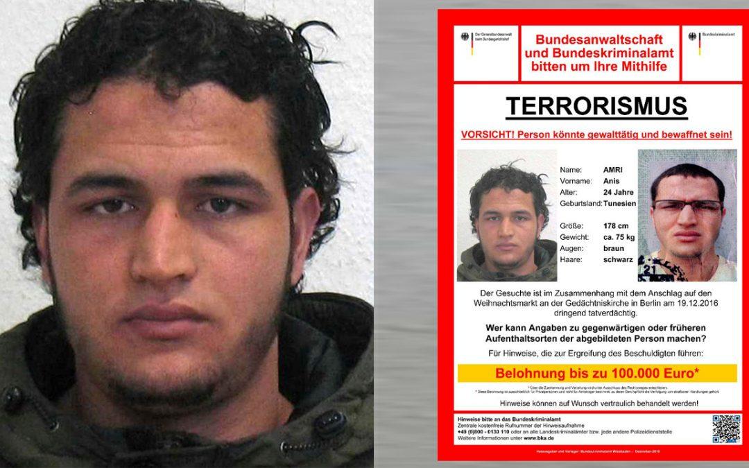 Bundestag : Hat Anis Amri seinen Anschlag alleine ausgeführt?