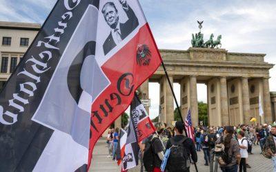 Deutschland – Die Reichskriegsflagge im Freistaat zu verbieten