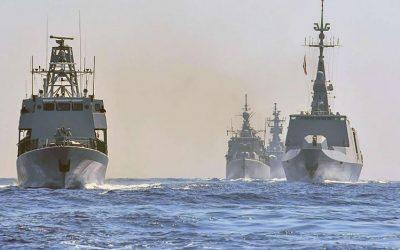 Die Europäische Union.. Wird es ihr gelingen, die Sicherheit im östlichen Mittelmeerraum zu kontrollieren?