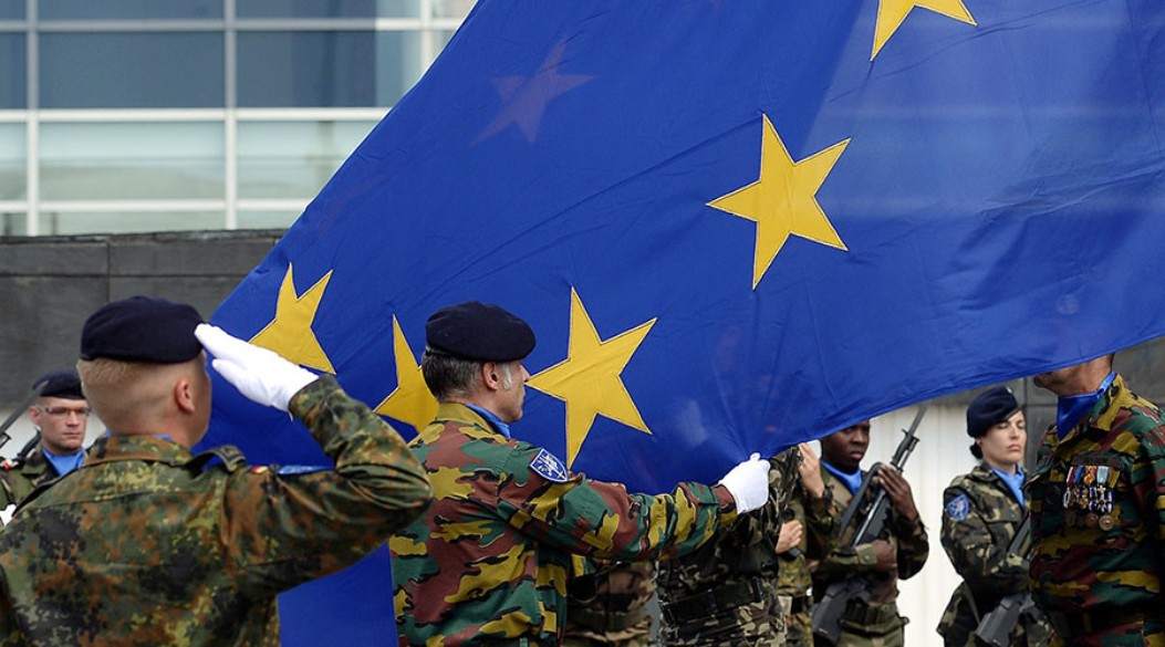 Sicherheit der europäischen Union… Militär- und Sicherheitspräsenz in Libyen