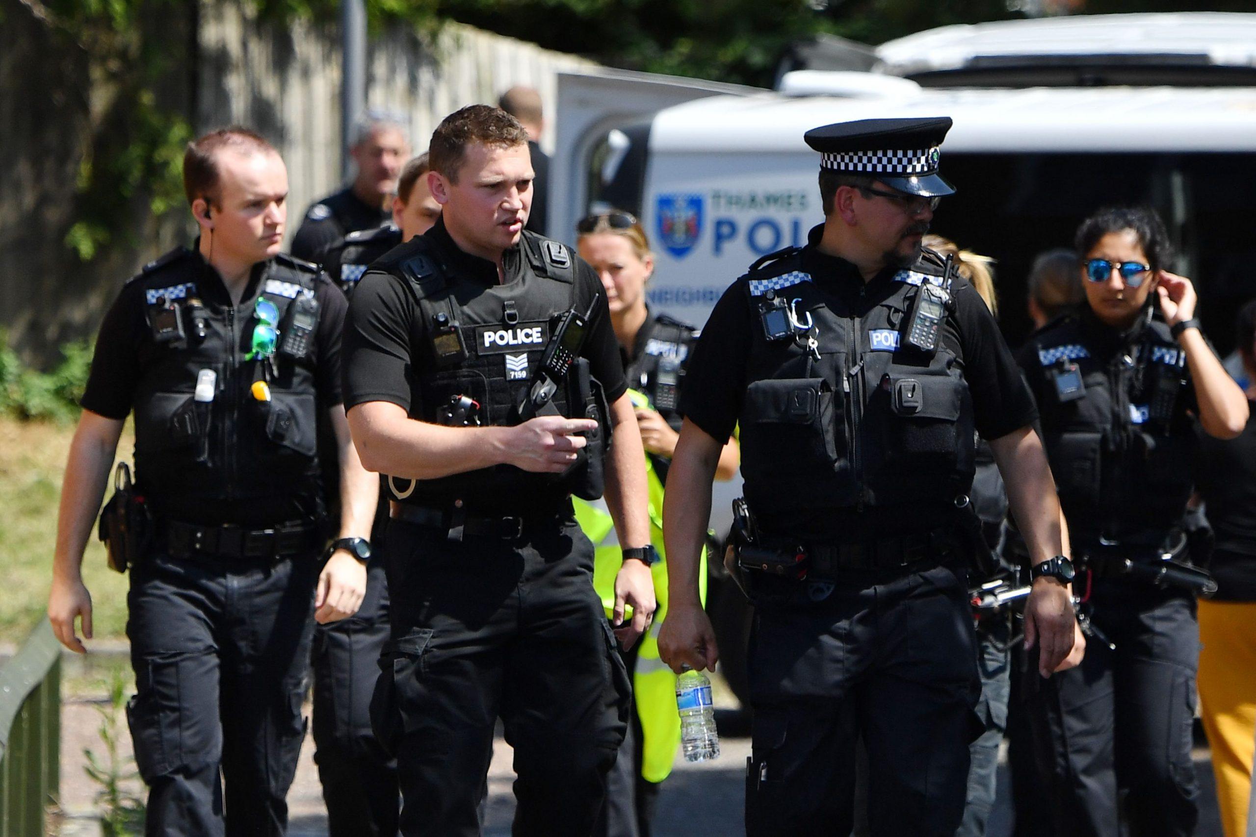 BRITAIN-POLICE-POLITICS-STABBINGS