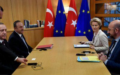 Die Europäische Union – Ist das Asylabkommen zwischen Europa und der Türkei es noch wirksam?