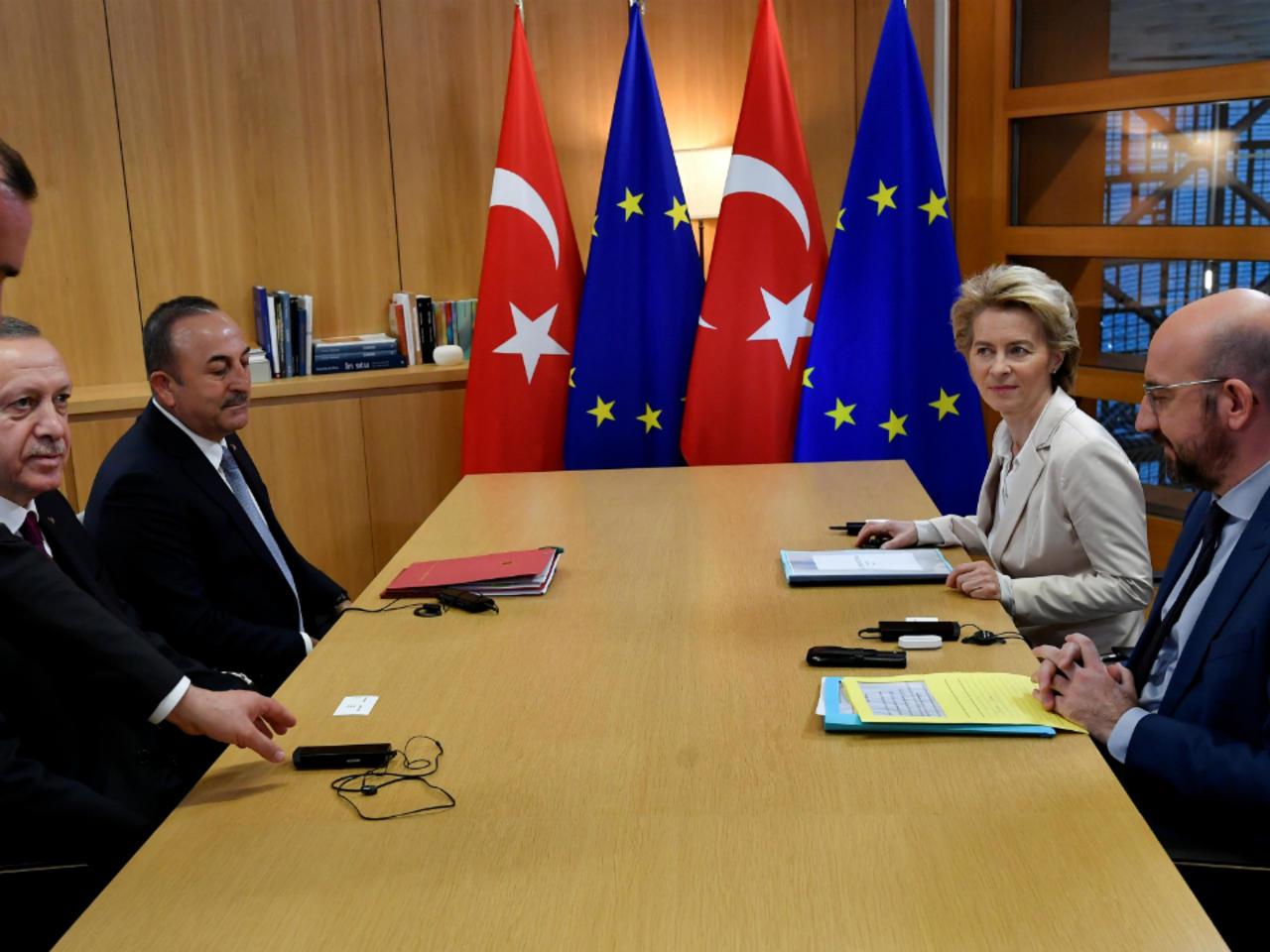 Asylabkommen zwischen Europa und der Türkei es noch wirksam